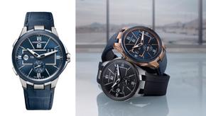 經典航海風 腕間變一夏 ULYSSE NARDIN 雙時區腕錶