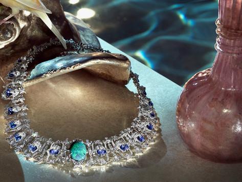 GUCCI高級珠寶系列再添奇幻色彩|Hortus Deliciarum歡愉花園高級珠寶系列