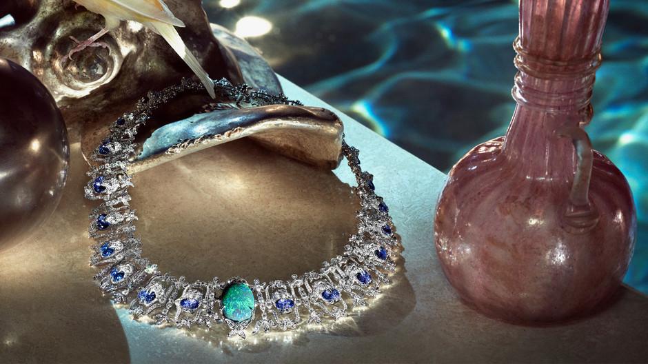 GUCCI高級珠寶系列再添奇幻色彩 Hortus Deliciarum歡愉花園高級珠寶系列