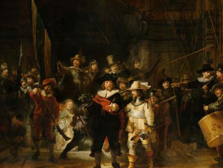 讓世人一次看到他的全部:「所有的林布蘭」特展                                                    See All the Rembrandts