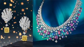 靜夜中的魔幻光景 伯爵 PIAGET Extraordinary Lights 非凡之光頂級珠寶系列