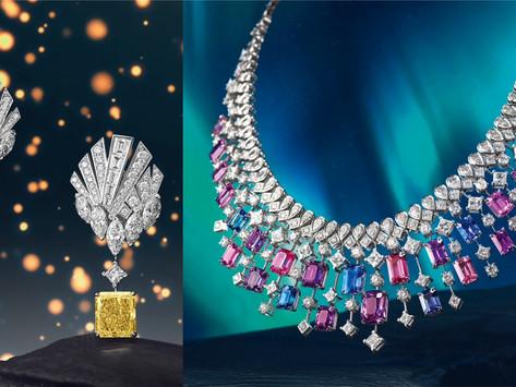 靜夜中的魔幻光景|伯爵 PIAGET Extraordinary Lights 非凡之光頂級珠寶系列