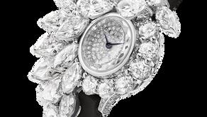 璀璨時刻  |2021 GRAFF 格拉夫全新五款珠寶錶大集合