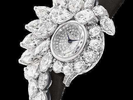 璀璨時刻   2021 GRAFF 格拉夫全新五款珠寶錶大集合