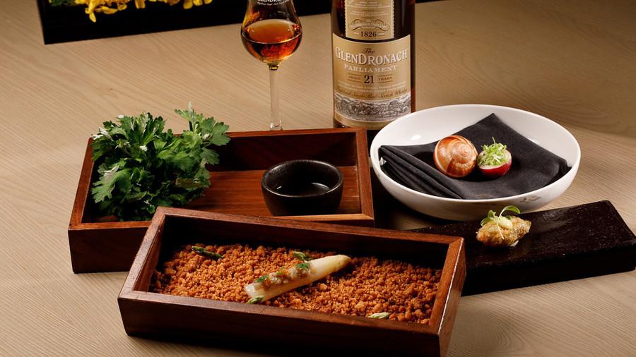 美酒+美食=人生極大享受!名廚與各大酒廠共演完美饗宴