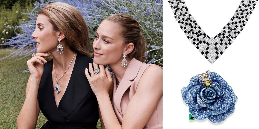 自然萬物,美麗百態|BUCCELLATI、CARTIER與CHOPARD頂級珠寶以不同手法詮釋自然主題