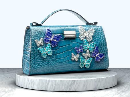 永續的奢華時尚|BOARINI MILANESI為海洋創造全世界最貴的包包