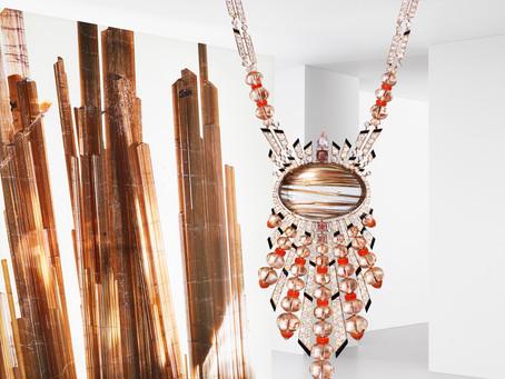 玩轉自然無限吸引力-卡地亞Magnitude頂級珠寶系列