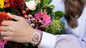 百花爭妍|2021年 Franck Muller WPHH系列新作以玫瑰與牡丹打動女人心