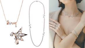 讓星星永伴月亮|七夕珍珠情人節珠寶作品搭配推薦