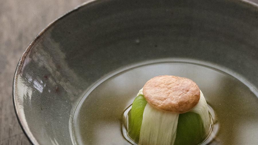 中國精緻蔬食餐廳的代表:福和慧       The Exquisite Vegetarian Restaurant in China