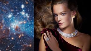 浩瀚蒼穹  無垠宇宙 梵克雅寶發表全新 2021 年 Sous les Étoiles 高級珠寶系列