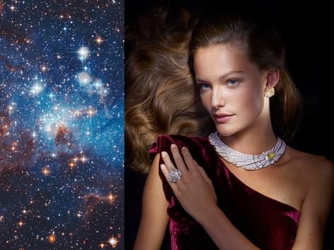 浩瀚蒼穹  無垠宇宙|梵克雅寶發表全新 2021 年 Sous les Étoiles 高級珠寶系列