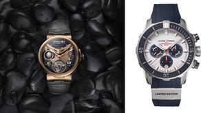 乘風破浪,豪華前行 雅典錶為摩納哥遊艇展打造限量腕錶