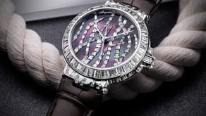 閃耀技藝 點綴繽紛海洋|寶璣Marine航海系列珠寶腕錶登場