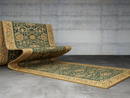 騎乘美麗魔毯                                            The Magic Carpet