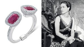 溫莎公爵夫人的紅寶手鐲 日內瓦佳士得2021瑰麗珠寶秋拍焦點