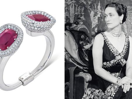 溫莎公爵夫人的紅寶手鐲|日內瓦佳士得2021瑰麗珠寶秋拍焦點