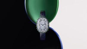 鐘錶奇蹟 工藝之美|2021年Watches & Wonders珠寶錶精選(上)