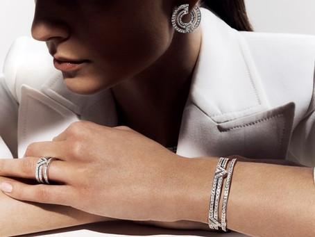 大膽霸氣   招牌V字設計  路易威登全新高級珠寶PURE V系列