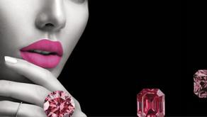 粉紅傳奇 Fitzpatrick Pink|2.00 克拉阿蓋爾圓形紫粉鑽打破澳洲寶石拍賣紀錄