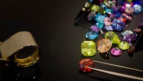 2021終極珠寶投資王道4-1 :                               珍罕絕礦  彩鑽當道
