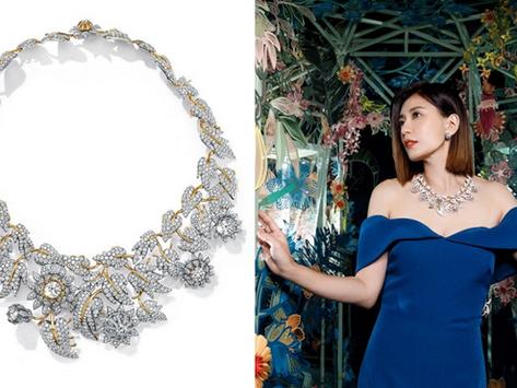 傳奇風格打造流光溢影|TIFFANY2021 高級珠寶展Jean Schlumberger高級珠寶系列