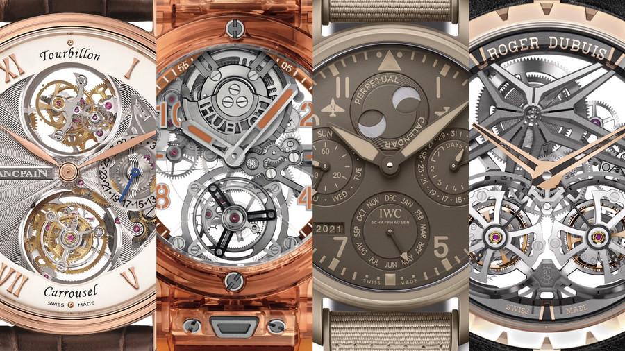 台灣最大鐘錶盛會|陣容龐大新品齊聚台北101頂級珠寶腕錶大賞線上活動