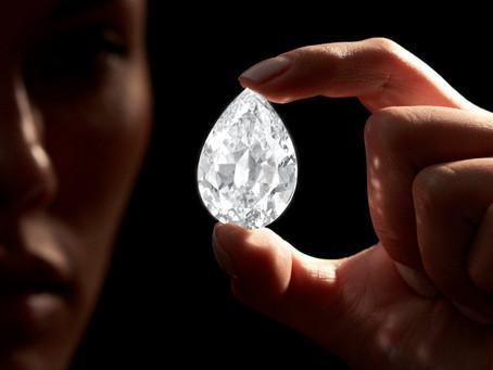 拍賣史上頭一回!用加密貨幣買鑽石 蘇富比宣布上拍101.38克拉的巨鑽並開放加密貨幣付款
