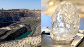 1,098克拉巨鑽橫空出世|波札那宣布發現全世界第三大鑽石原石!