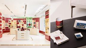 打開紅色小盒子|全台首座『The Cartier Box』期間限定概念店開幕