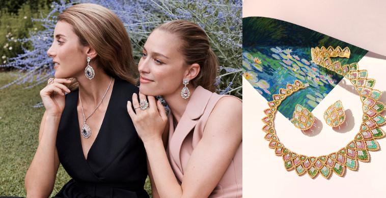 以繽紛寶石打造的印象派花園|義大利頂級珠寶品牌BUCCELLATI登陸台灣
