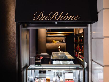 Du Rhône Chocolatier《柚見秋來》中秋節預購開跑
