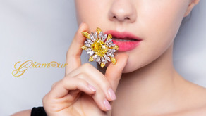 彩鑽投資的熱鬧與門道|盤點 GLAMOUR 最值得收藏的四種瑰麗彩鑽