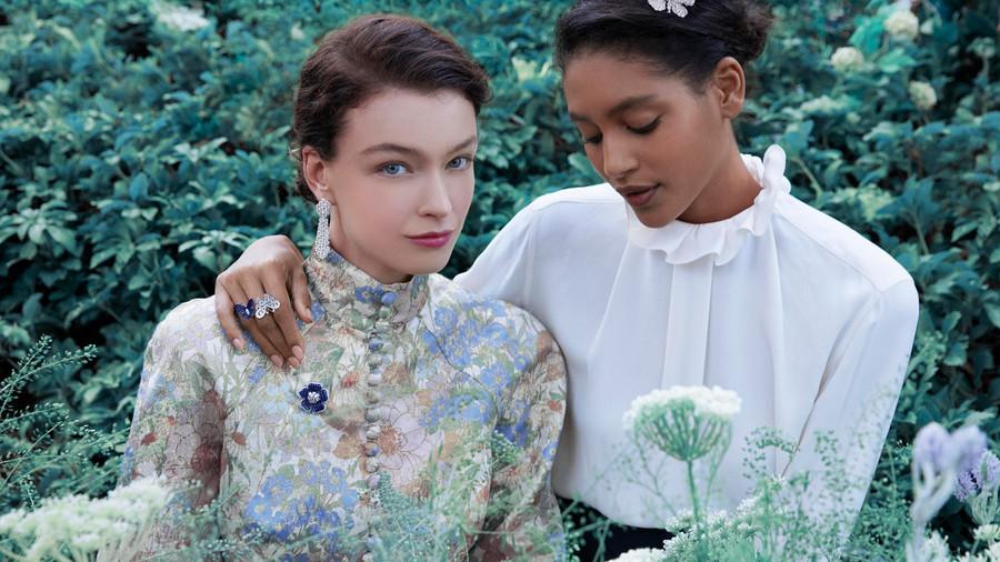 月夜森林覓瑰寶|梵克雅寶春季頂級珠寶展帶您進入綺麗世界!