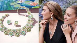 印象派瑰麗花園| Il Giardino di Buccellati 高級珠寶系列巴黎全新亮相