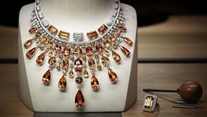 將魅惑女人香穿戴上身|史上第一個向香水致敬的頂級珠寶系列 CHANEL N°5