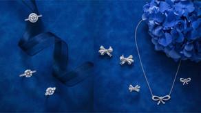 接近無限幸福的藍 |格拉夫以絕美婚嫁珠寶頌揚璀璨真愛!