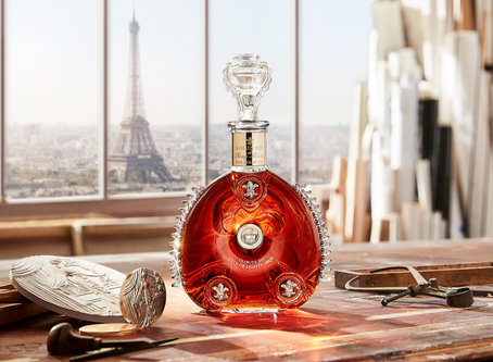 璀璨4C  光之禮讚 4C of The LOUIS XIII Time Collection