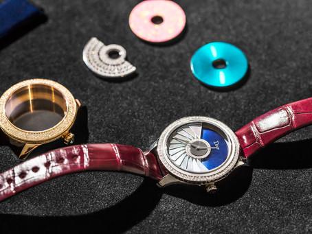 訂製夢幻腕錶                                   Bespoke Dreamy Timepiece