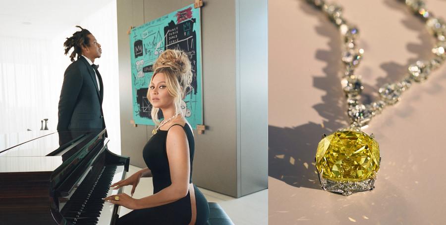 將兩人的愛,昇華為支持社會的大愛|TIFFANY攜手Beyoncé與JAY-Z夫妻拍攝新形象廣告,並以行動支持弱勢團體