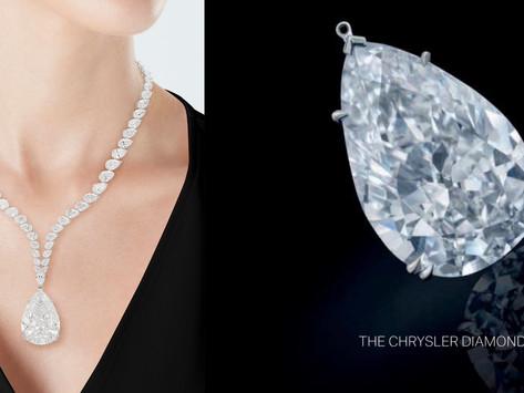 佳士得紐約春拍結果揭曉|54.03克拉「克萊斯勒鑽石」拍出1億5千萬最高價