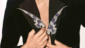 冠冕也能當胸針?!|Diane Kruger和CHAUMET的《Rendez-Vous》