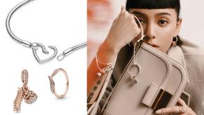 輕鬆為每一種穿搭加分|PANDORA 邀李函演繹 2021秋季珠寶系列