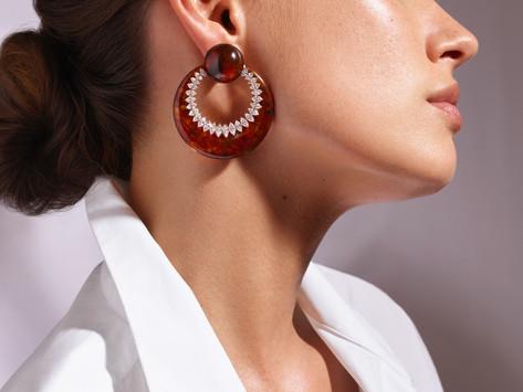 日月精華  北地黃金|FAWAZ GRUOSI 2021 全新琥珀高級珠寶 The Amber Collection