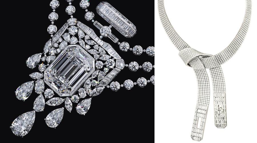 品牌經典,改頭換面|香奈兒與愛馬仕將代表作品轉換為閃亮頂級珠寶作品