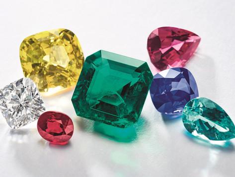 寶石純粹原色之美