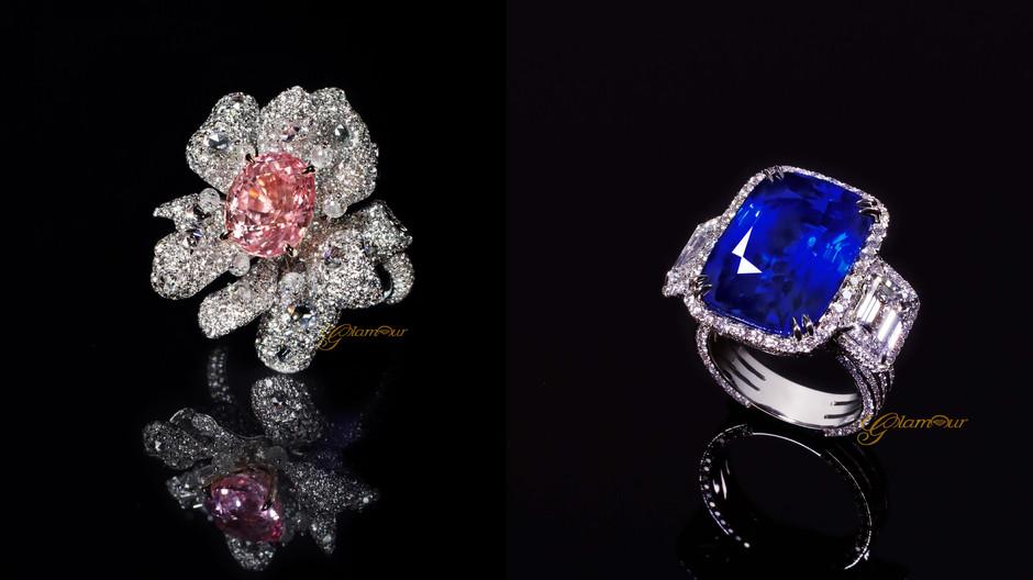 訂製與眾不同的幸福 GLAMOUR 許妳一場皇家公主婚禮的完美珠寶