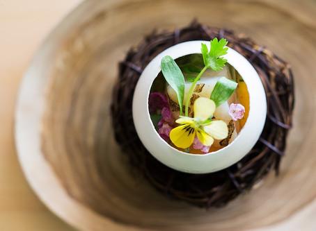 壽司芳|日法交融,創新的味蕾體驗
