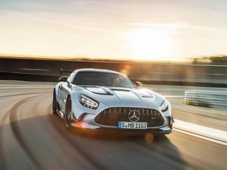 紐柏林賽道之王進軍台灣|Mercedes-AMG GT Black Series在台上市